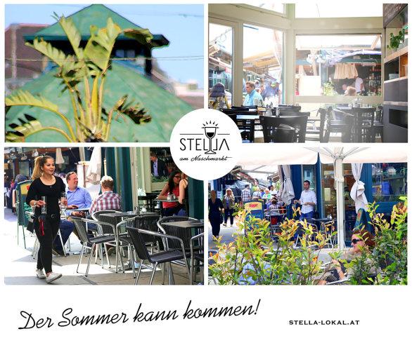 Stella-Lokal am Naschmarkt